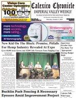 10-03-19 e-edition of the Calexico Chronicle