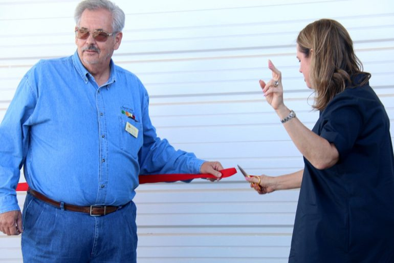 Imperial Valley Food Bank Grand Opening