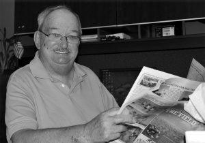 Steve Larson - Calexico Chronicle Owner