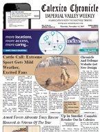 11-14-19 e-edition of the Calexico Chronicle