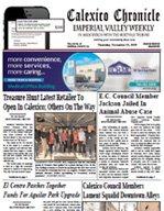 11-21-19 e-Edition of the Calexico Chronicle