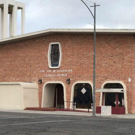 Catholic Church in Calexico