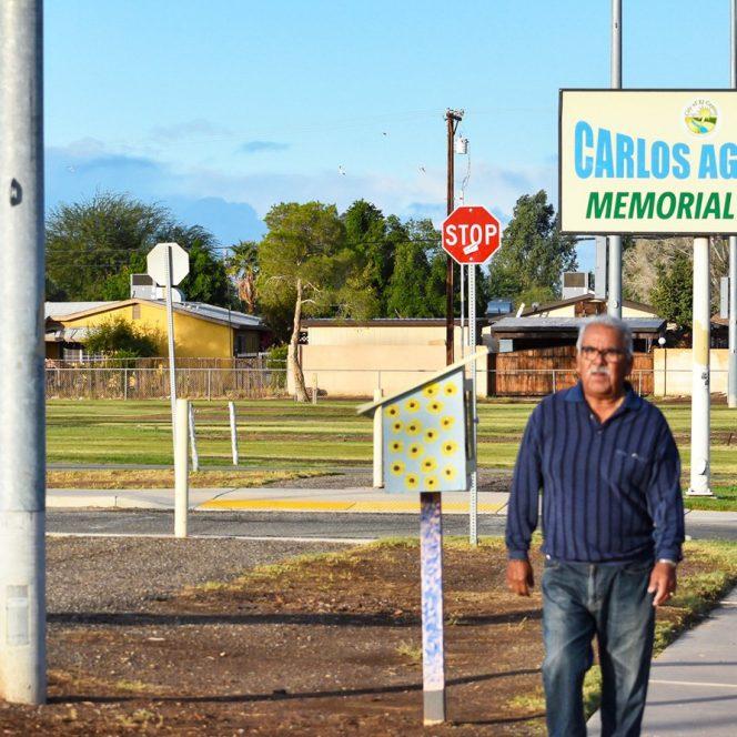 Carlos Aguilar Memorial Park , El Centro, CA