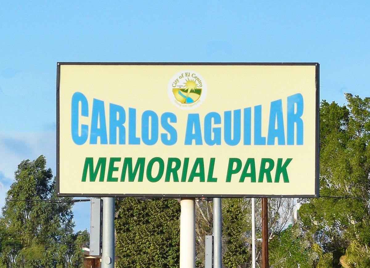 Carlos Aguilar was heavily involved in youth sports