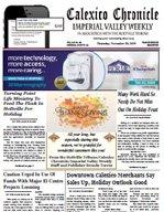Calexico Chronicle e-Edition 11-28-19
