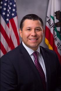 New River Improvement Assembly Member Garcia