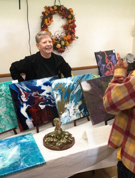 Ryerson Hall Hosts Craft Fair