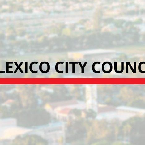Calexico City Council News