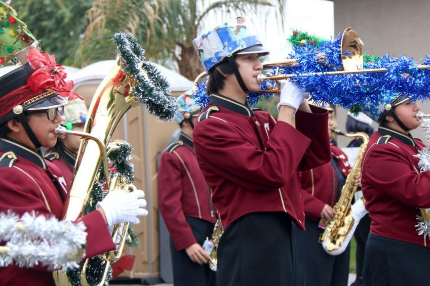 El Centro Christmas Parade Dec. 7, 2019