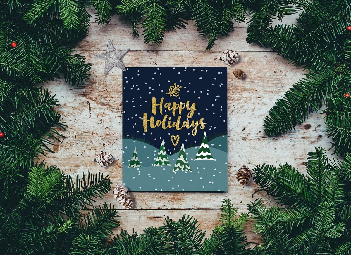 Merry Christmas vs. Happy Holidays