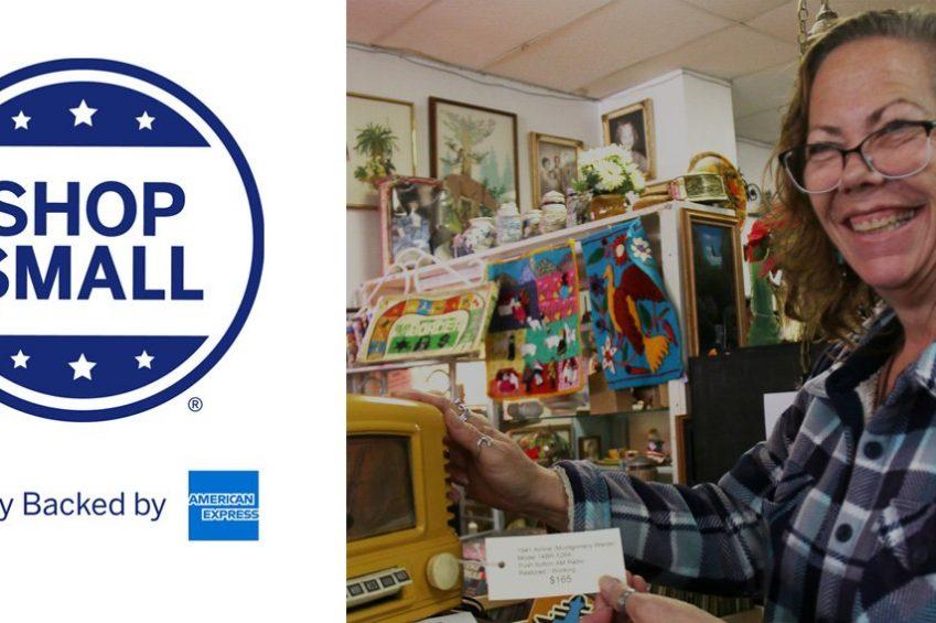 Small Business Saturdy in El Centro
