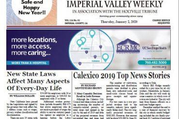 Calexico Chronicle e-Edition 01-02-2020