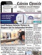 Calexico Chronicle e-Edition 12-05-19