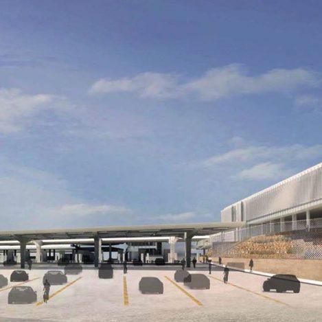 Calexico West Port