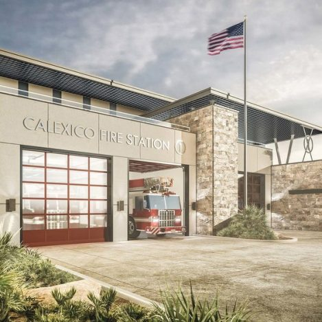 Calexico Fire Station 2020