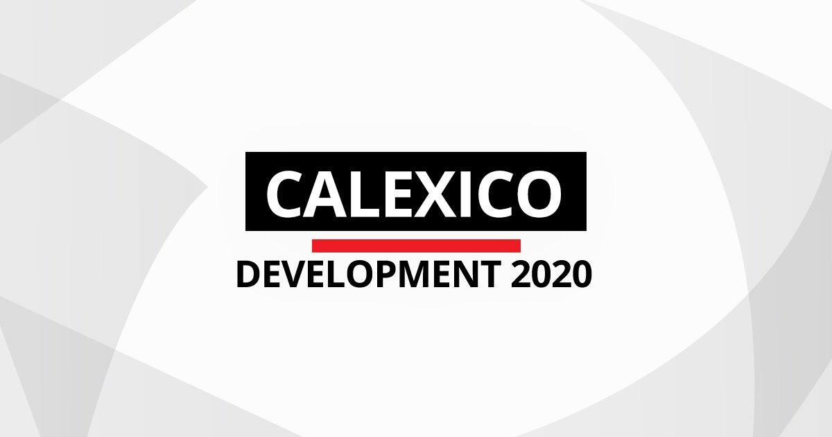 Calexico Development 202