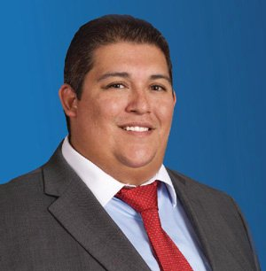 Garcia Headed to Business Meeting Night of Arrest