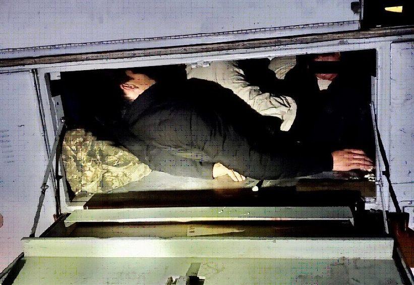 Border Patrol Stops Dangerous Human Smuggling Attempt