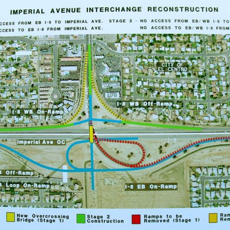 Imperial Ave. in E.C. Finally Going South