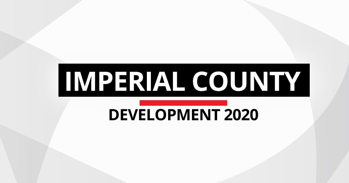 Imperial County Development 2020