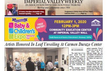 Calexico Chronicle e-Edition 1-23-20