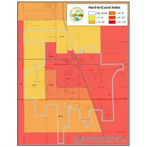 Census Map 2020
