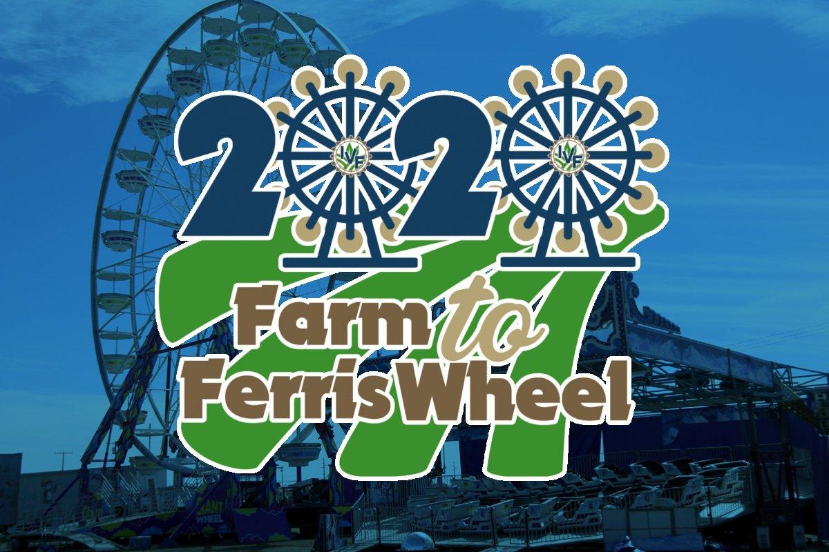 Fairgrounds - Farm to Ferris Wheel Logo
