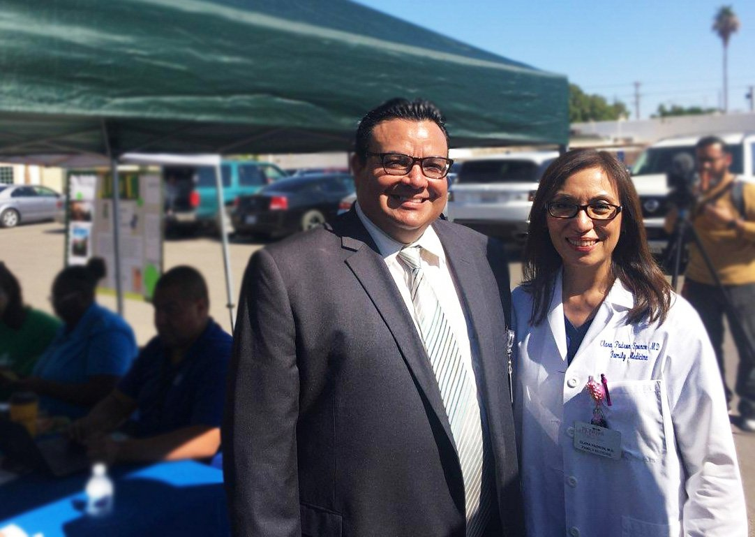 Renovated PMH Calexico Clinic Fondly Received