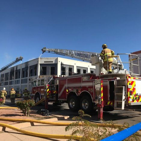 No Comments Mark Anniversary of Brooks Fire