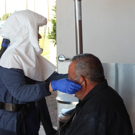 Frontline Health Workers