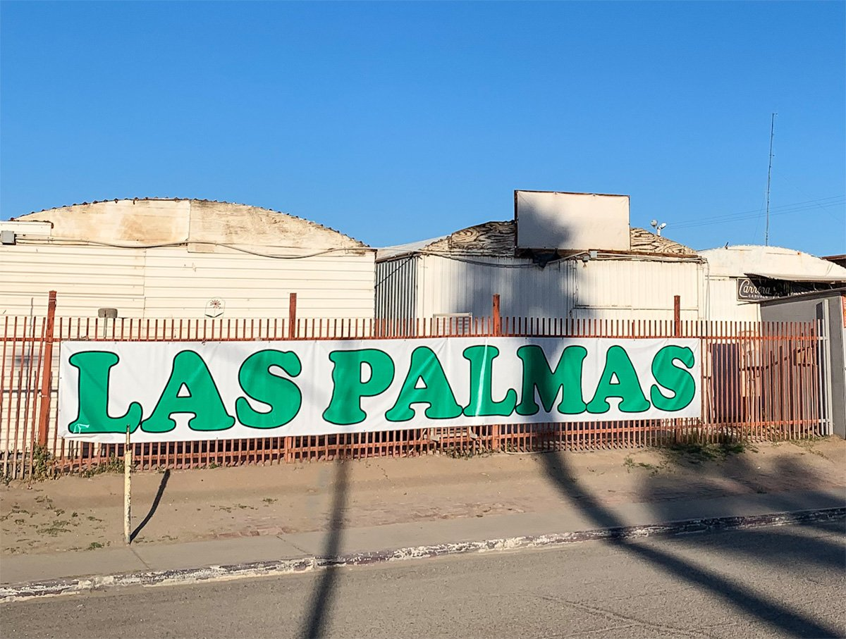 Las Palmas Official Clarifies Renovation Plans