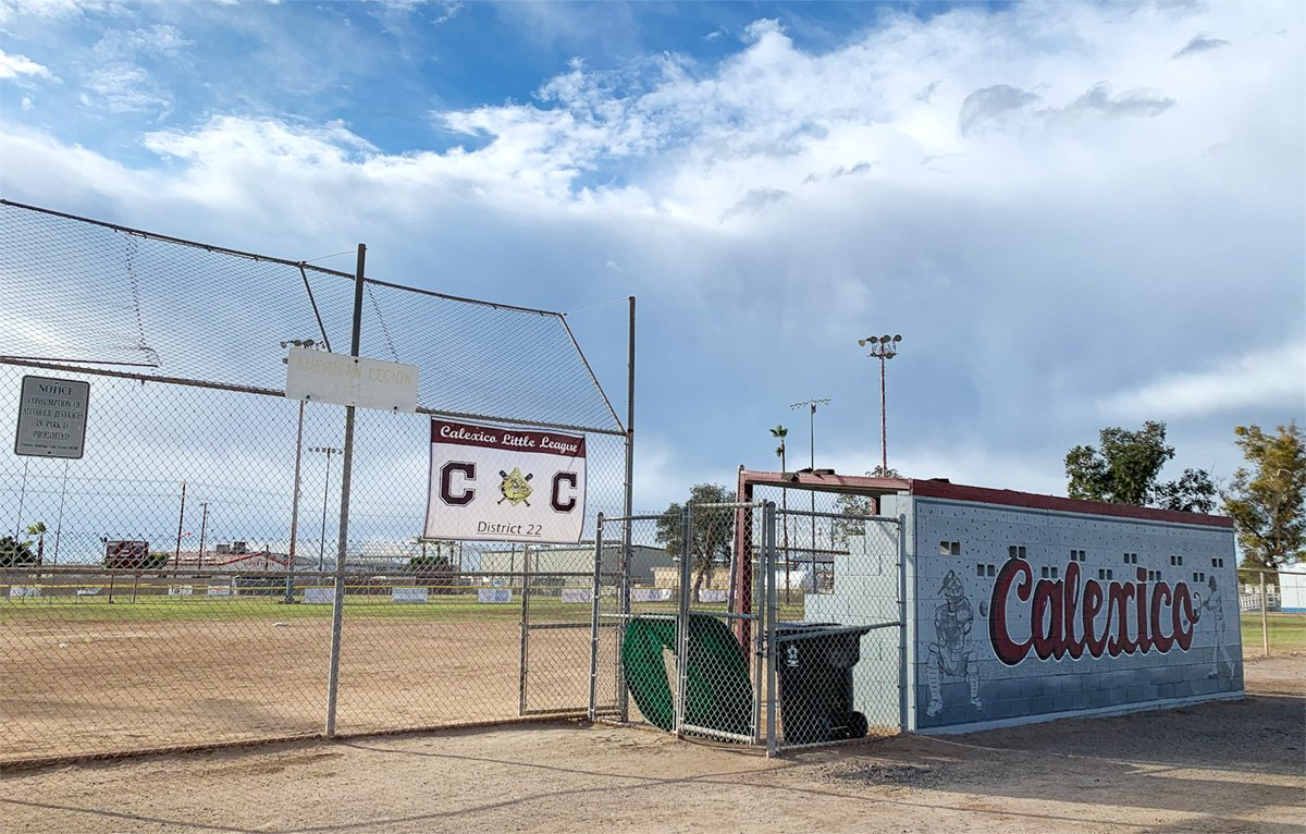 Calexico May Ax Small Park For Commercial Development