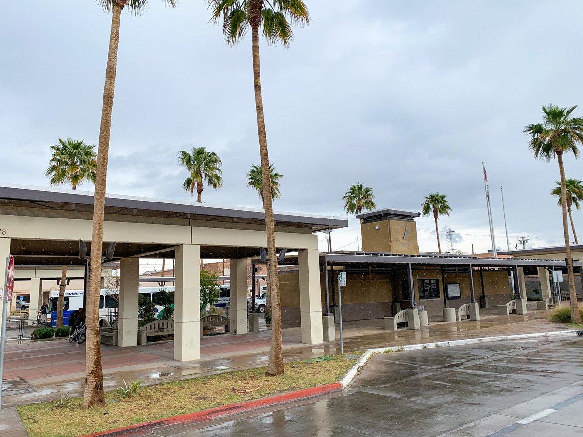 Going Big: Plans for Calexico Transit Center Progress