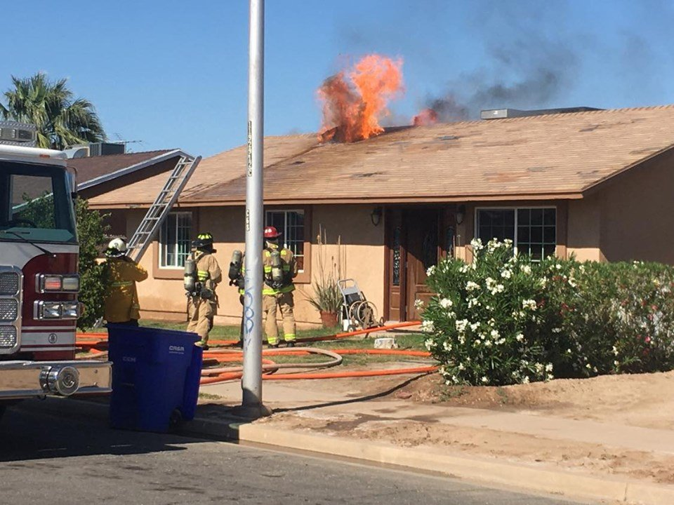 Firefighting 101: Firefighters Talk Details About Fire