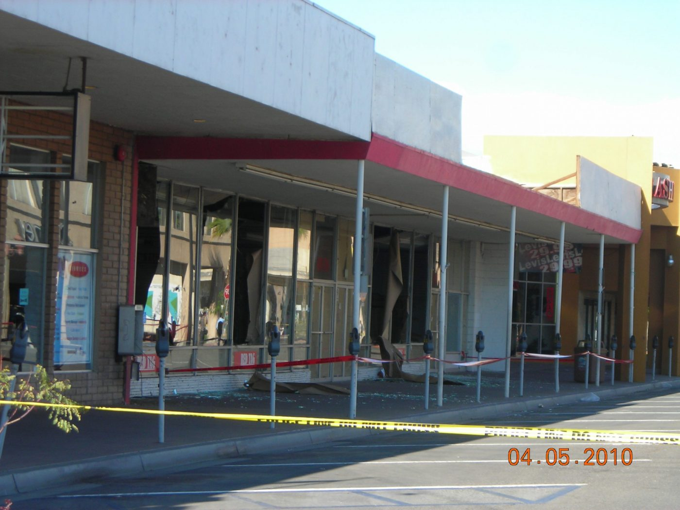 Valley Remembers 7.2 Earthquake