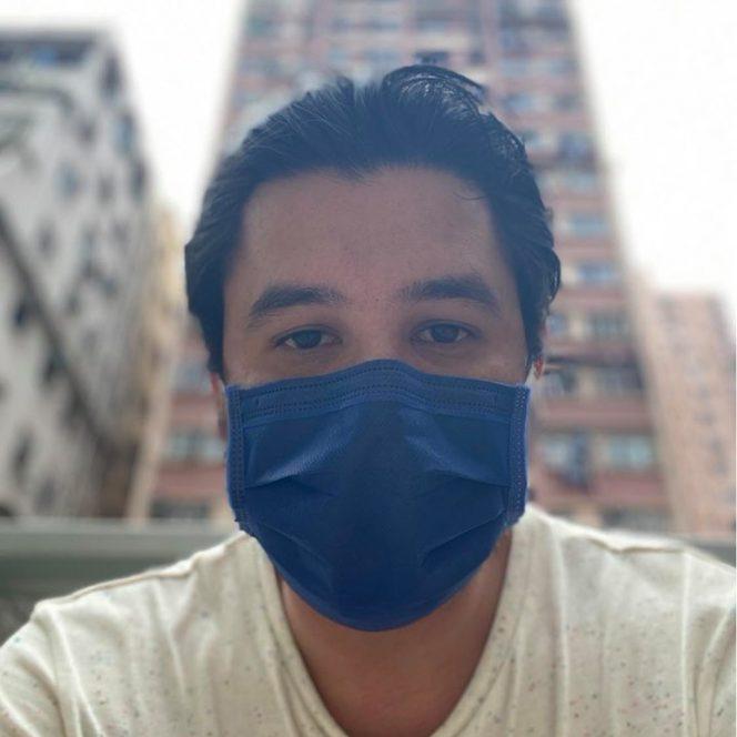 Calexico Native Sends Message From Hong Kong