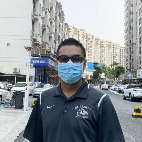 Calexico Native Teaches Kinder in China During Pandemic