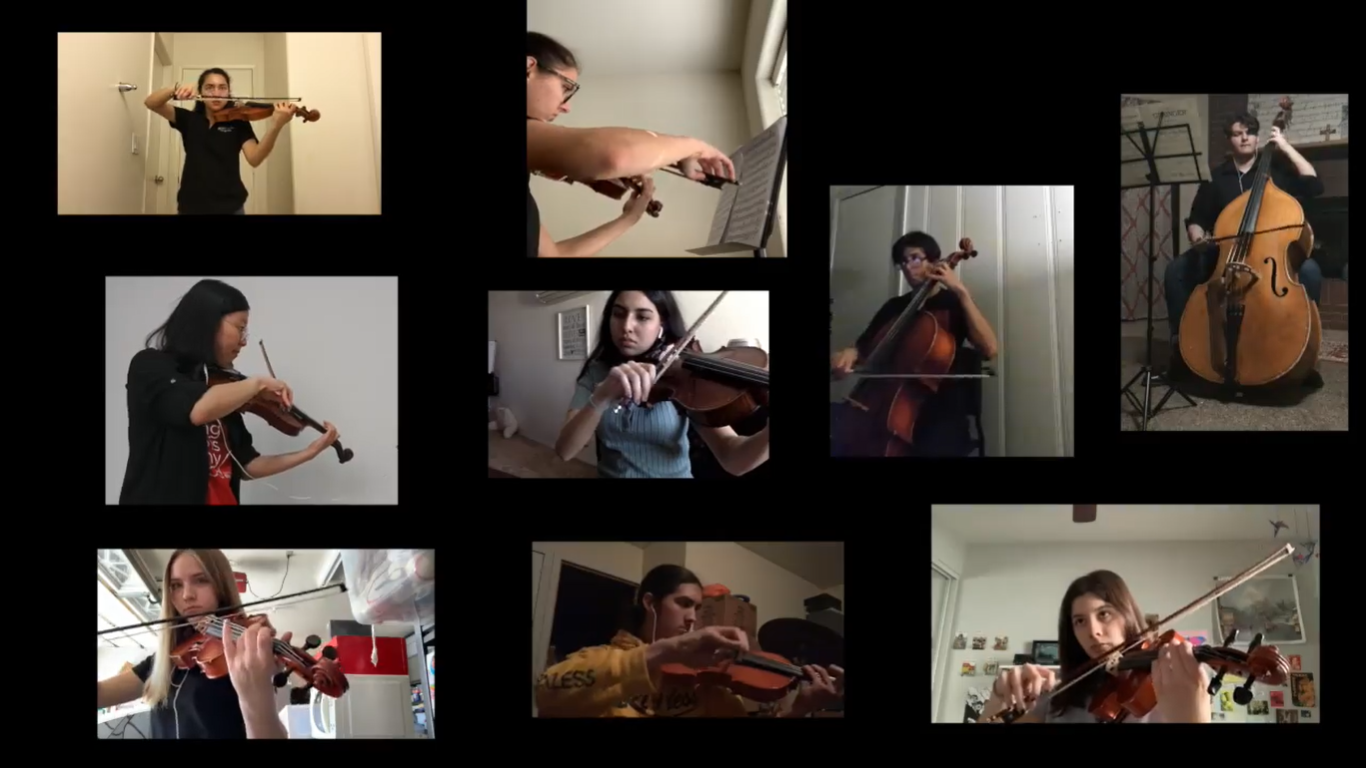 Southwest Orchestra's 'Virtual Concert' Goes Viral