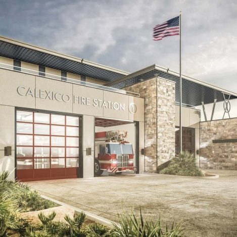 Contract Was to Be Awarded for New Fire Station
