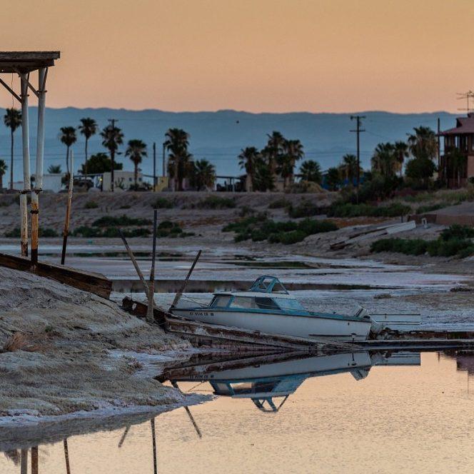 Desert Shores Focus of Salton Sea Restoration Effort