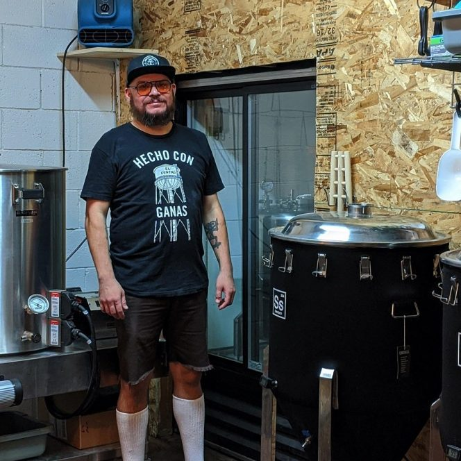 Strangers' Locations Re-Christened Mexca Brew Co.