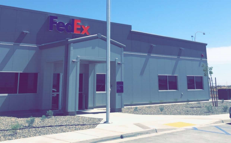 Calexico's New FedEx Freight Hub Opens in May