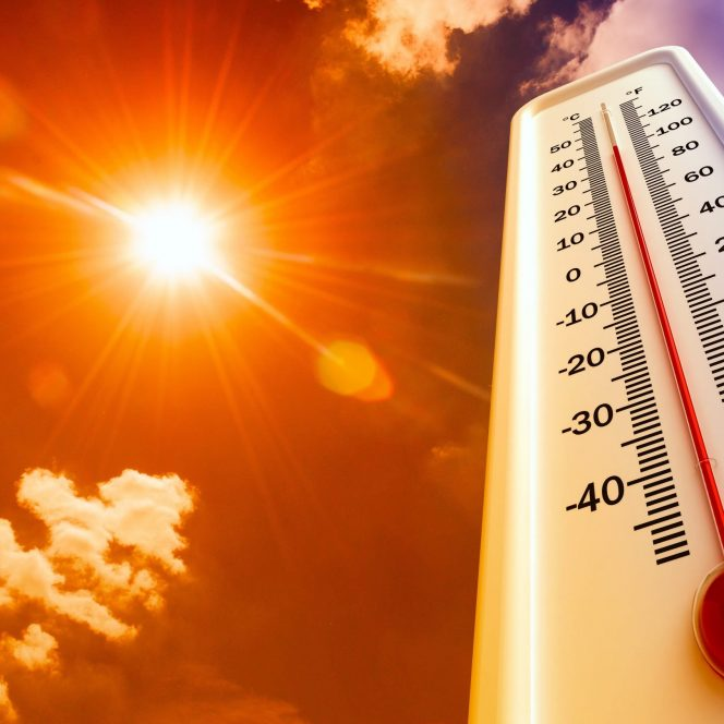 Cooling Centers Closed Due to COVID as Temps Rise