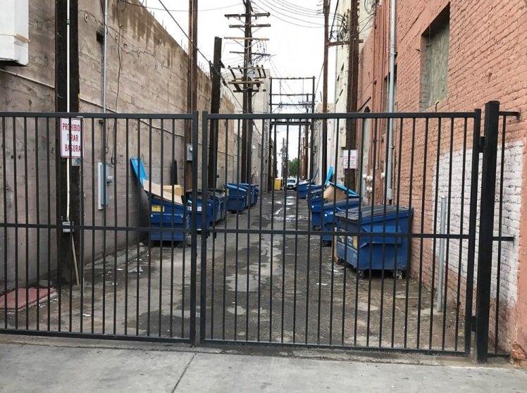 'Substantial' $3.5M Secured for Paving Alleyways