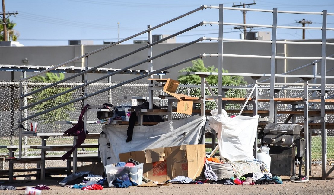 El Centro Eyes Homelessness as Continuous Issue