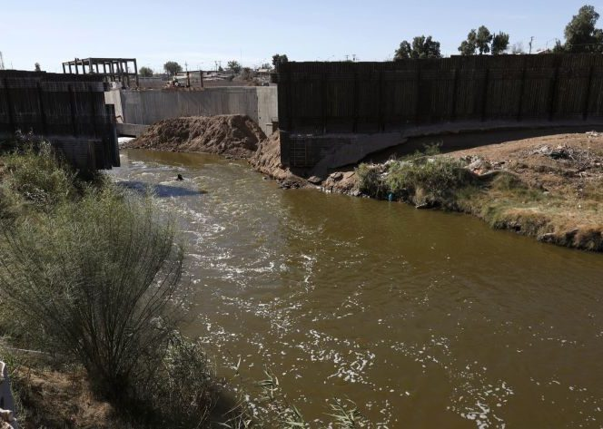 New River Emergency Declared Over Sewage Spill